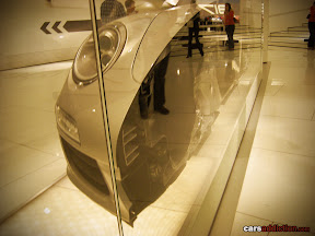 Porsche section