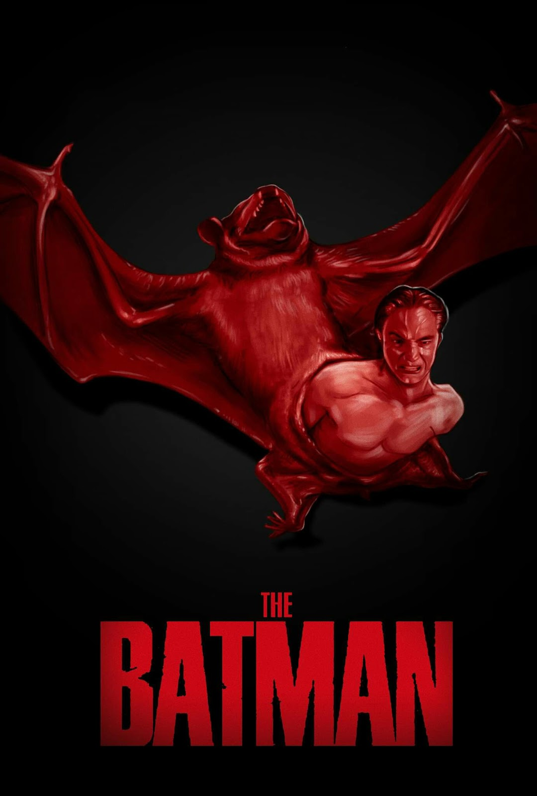 the batman 2021 poster
