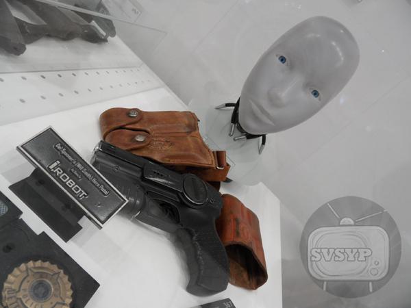 Exposición de SyFy sobre cine fantástico.