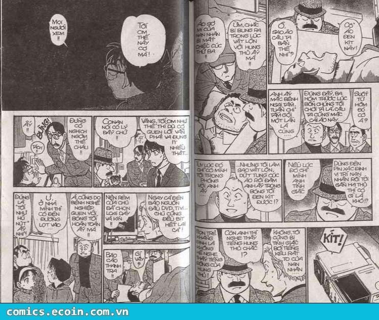 Detective Conan Chap 418 - Truyen.Chap.VN