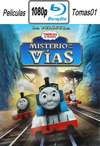 Thomas & Friends: Misterios en las vías (2014) BDRip m1080p