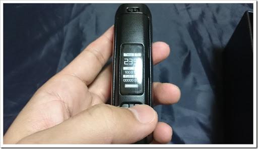 DSC 1858 thumb%25255B3%25255D - 【MOD】Wismec Presa 100W TC Box Modレビュー!18650と26650両方が使える二刀流Mod!