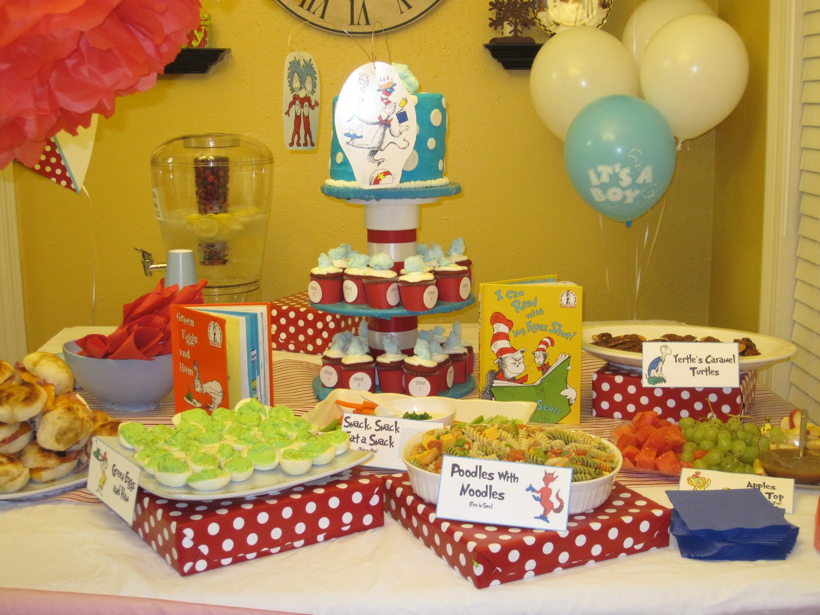 Baby Shower Food Ideas Baby Shower Food Ideas For Twins