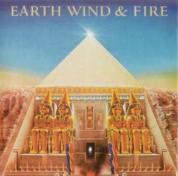 Earth, Wind & Fire - All N All