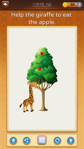 Brain Test : Tricky Puzzles Game - Brain Out 2020 apktram screenshots 4