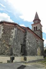 Photo: Zabytkowy kościółek w Vrchopolje
