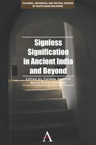 [Pontillo/Candotti: Signless Signification in Ancient India and Beyond, 2013]