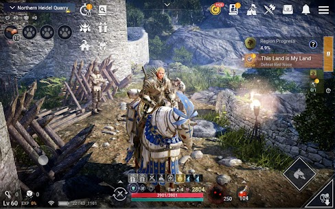 Black Desert Mobile Inglês Download 7
