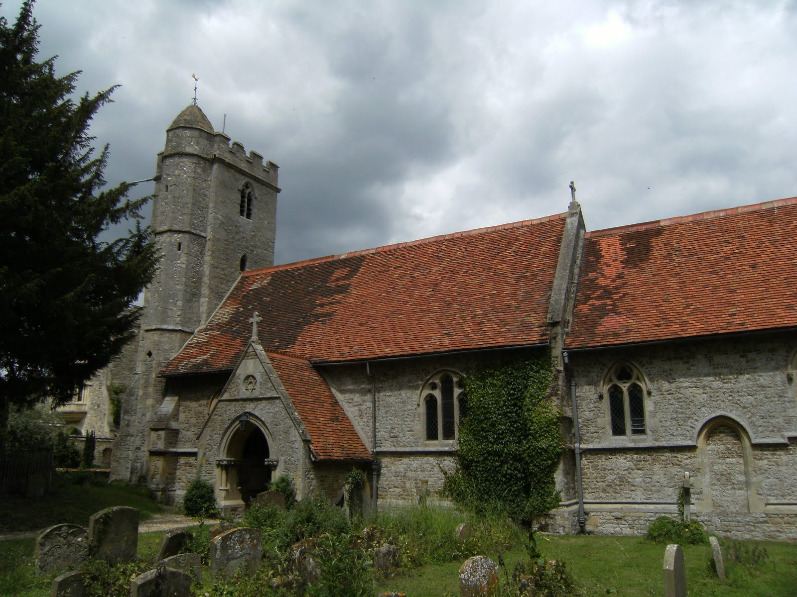 1006190001 Little Wittenham church