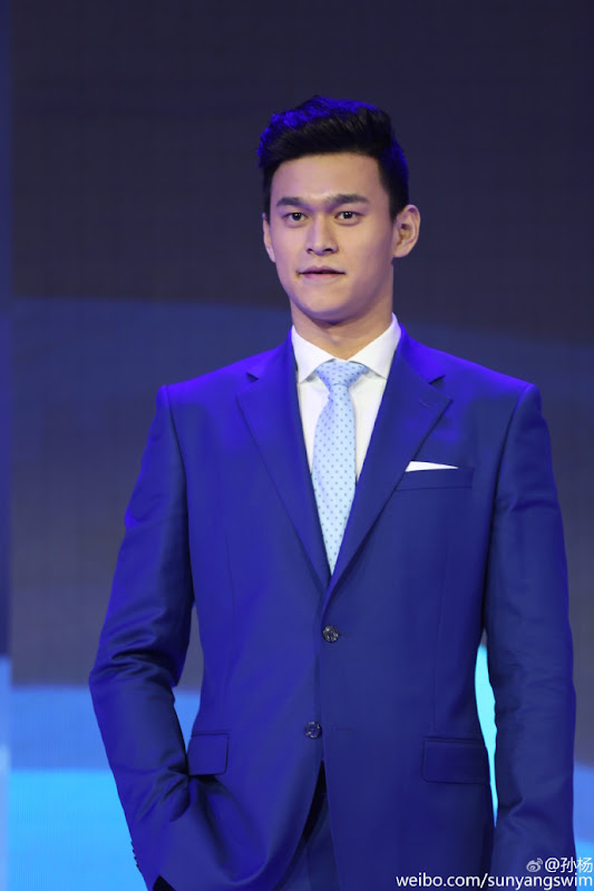 Sun Yang China Actor