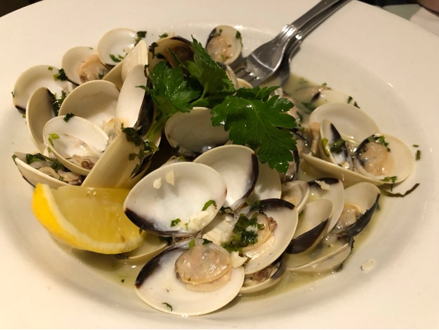 Ameijosa a casa : Clams chefs style