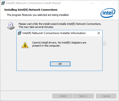 new windows 10 install no ethernet driver