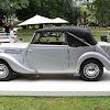 Škoda Rapid Cabrio de Luxe 1937 seit 1972 in besitz des Skoda Museums