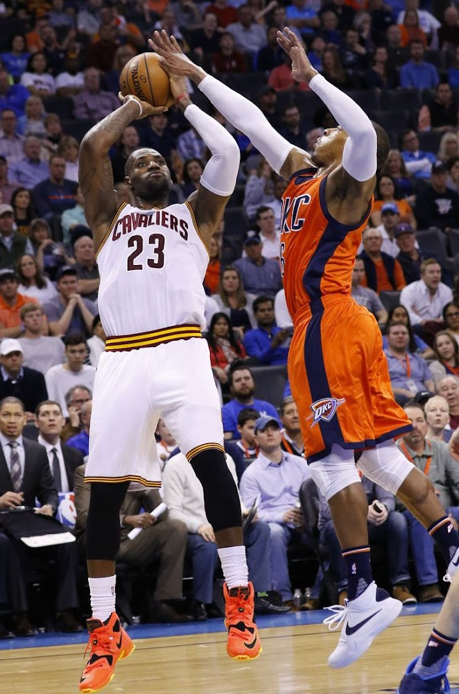 a8cf815e8 ... James Channels The Land with New LeBron 13 PE in Cavs Win ...