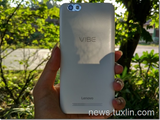 Hands On Pertama Lenovo Vibe C