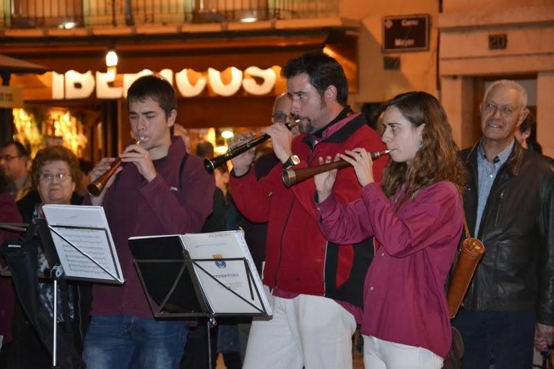 Concert gralles a la Plaça Sant Francesc 8-03-14 - DSC_0748.JPG