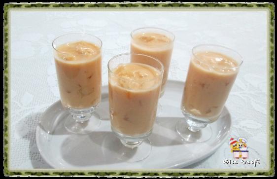 Gelatina de abacaxi 1
