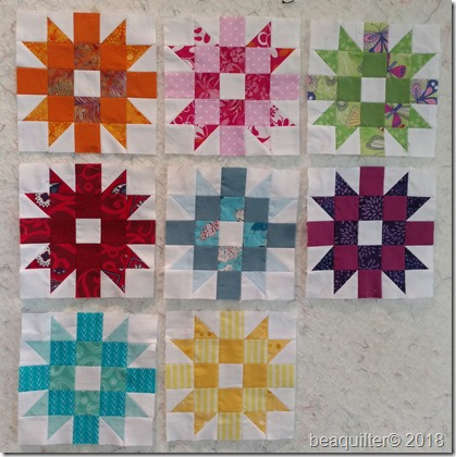 rainbow blocks Accuquilt