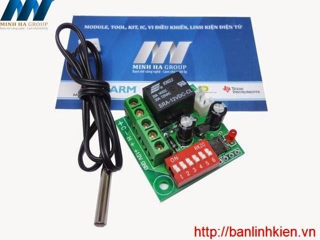 Module Khống Chế Nhiệt Độ MH001701