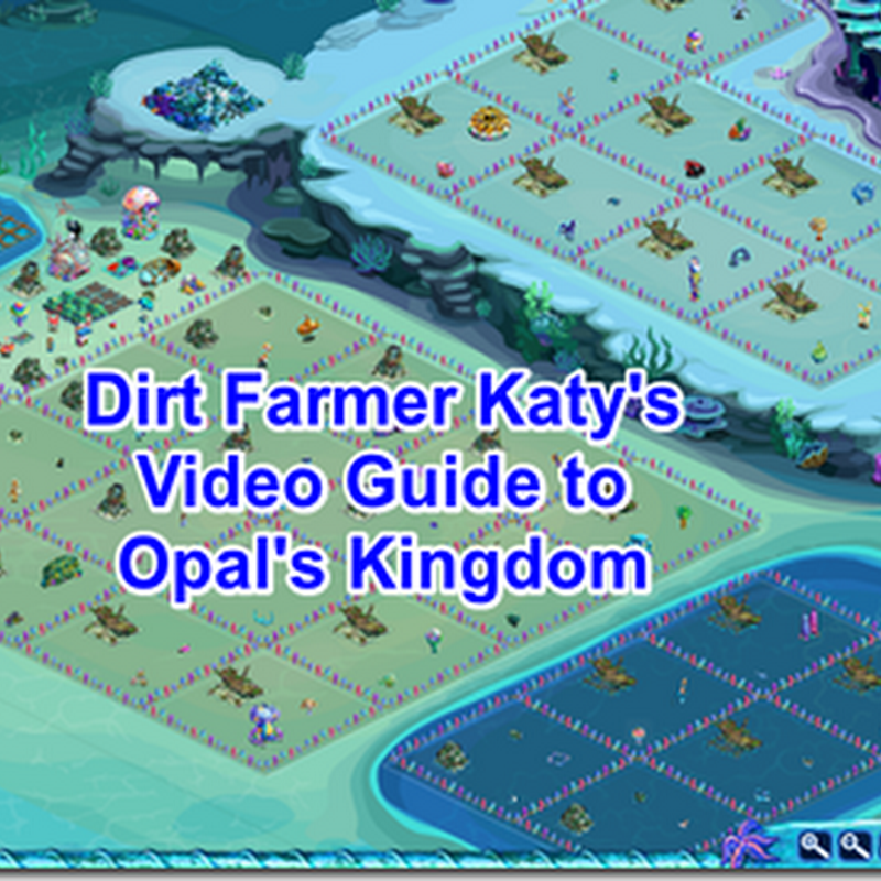 Farmville Opal's Kingdom - A Video Guide