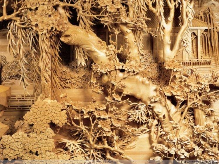 [Zheng+Chunhui%27s+stunning+wood+sculpture-3%5B4%5D]