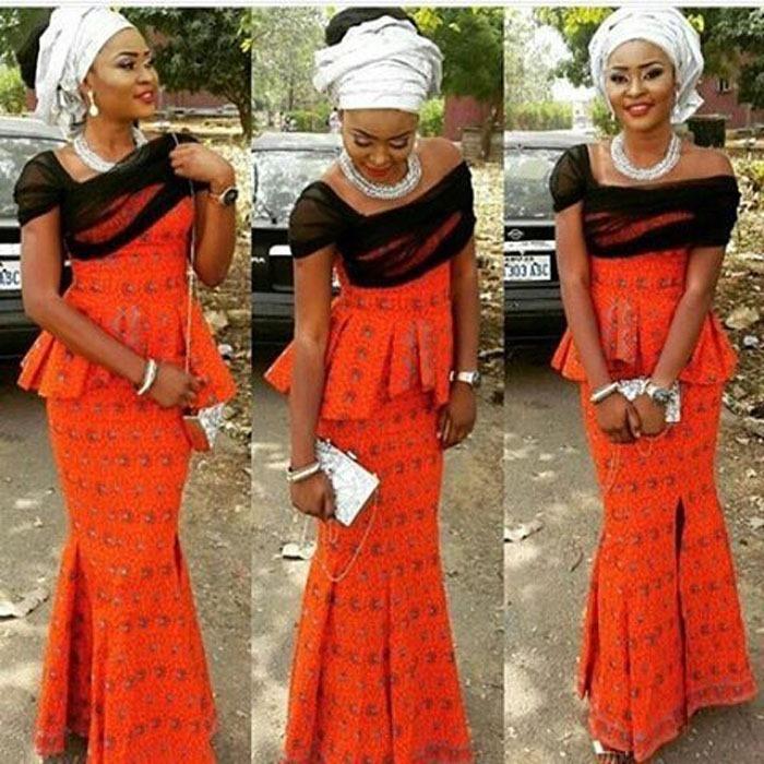 Long Ankara Gown Style (8)