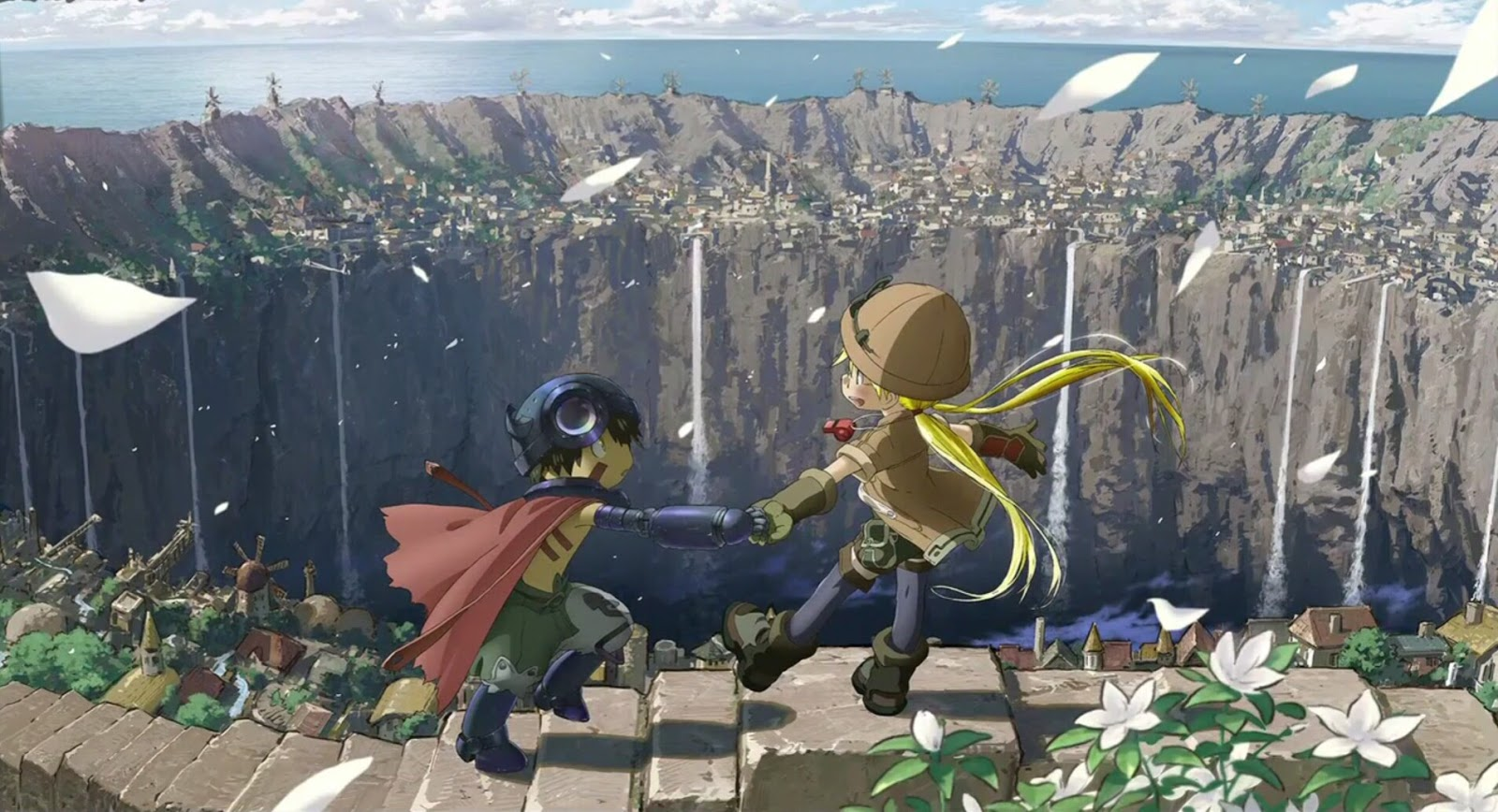 MADE IN ABYSS [13/13] [SUB ESP] [MEGA]