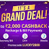 Paytm - Get Assured Cashback Between Rs.10 to Rs.2000 On Minimum Recharge Of Rs.100