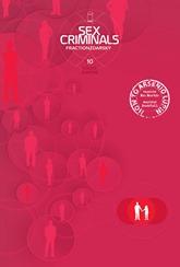 Actualización 24/05/2016: Sex Criminals #10, con Mr. Mortis en las traducciones y Rockfull en las maquetas.