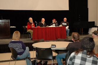 Photo: VetSpeak panel