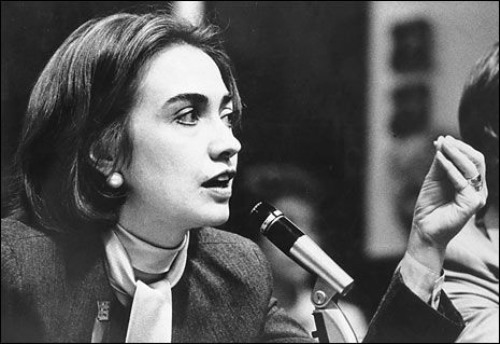 hillary_clinton boyish eyebrows