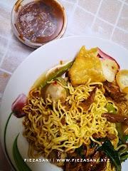 Cuba Mie Ayam Indonesia Yang Rasanya Agak Unik