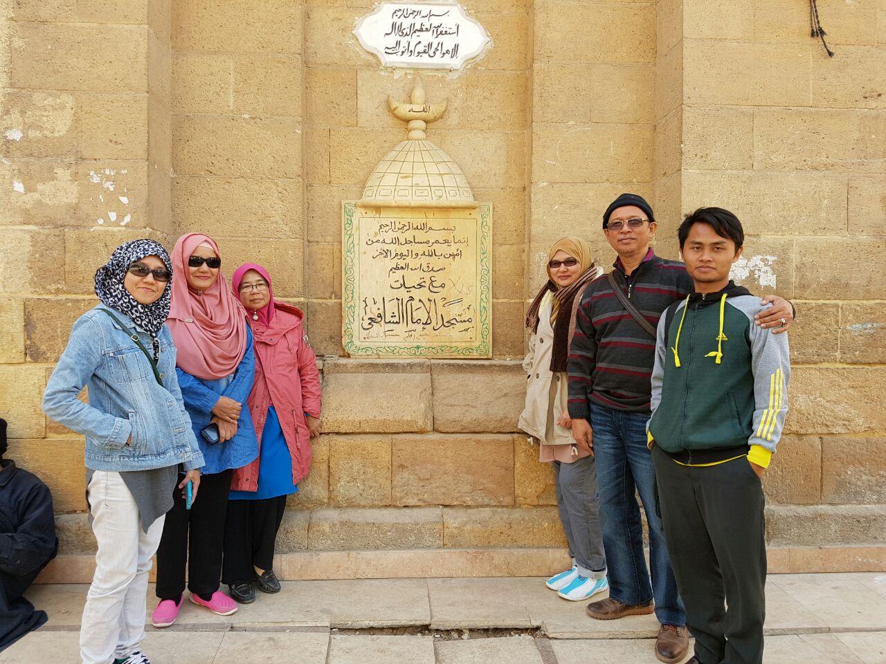 KAUNSELOR NURHAIZA CHE MAT : Trip to Cairo; Restoren