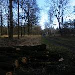 018-Nieuwjaarswandeling met de Bevers.Menno gidst ons door het mooie natuurgebied De Regte Heide te Go+»rle