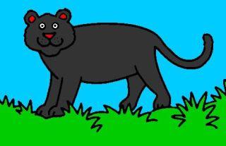 Esopo fabulas: La pantera y los pastores