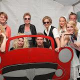 Playbackshow dorpsfeest feesttent Rottum