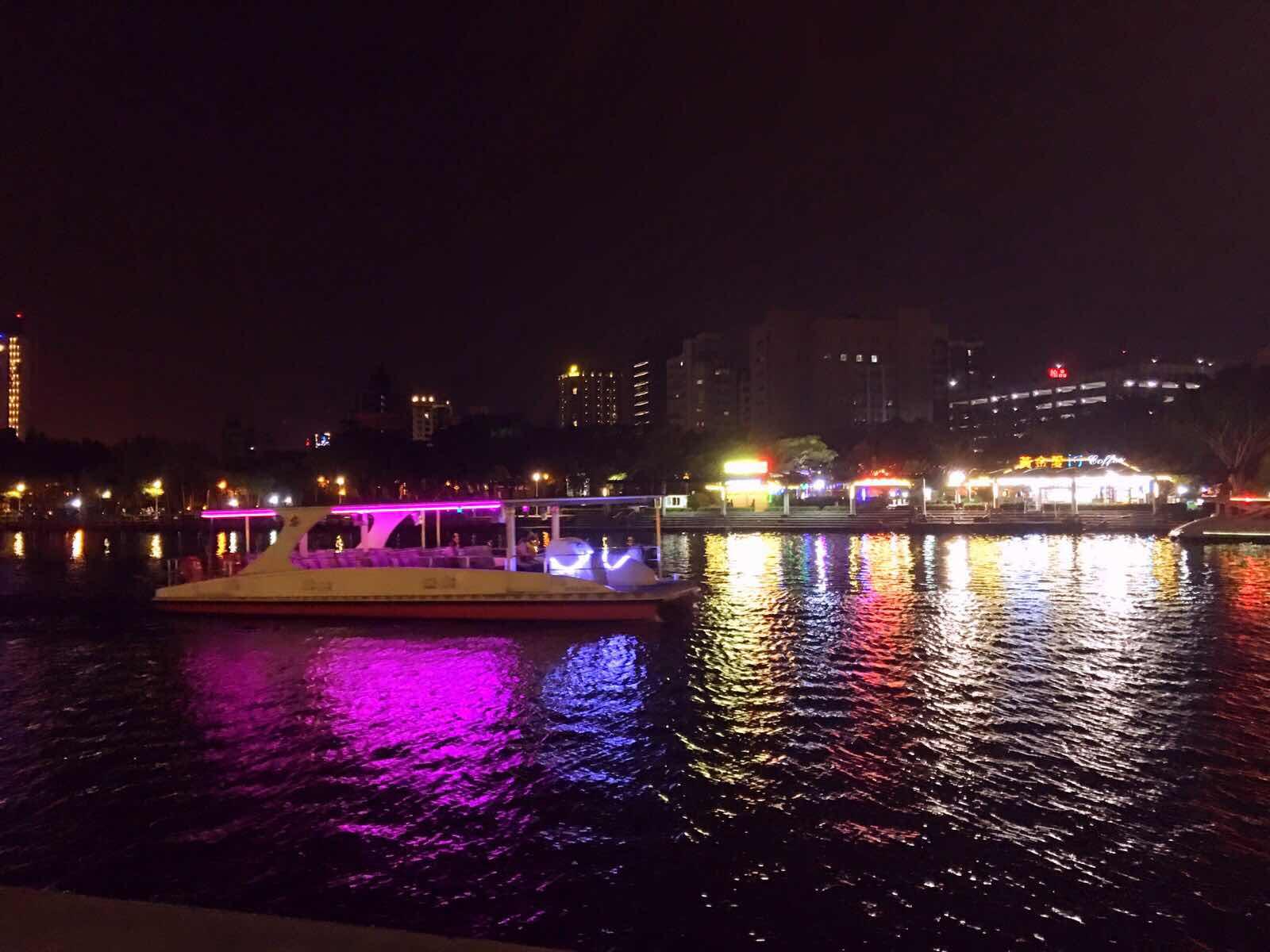 love river in Kaohsiung taiwan