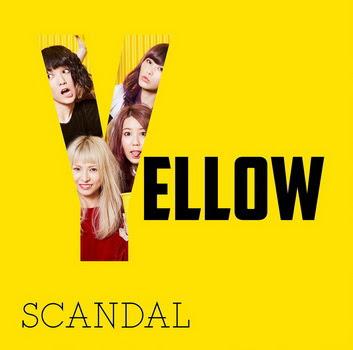 [MUSIC VIDEO ] SCANDAL - YELLOW (DVDISO)