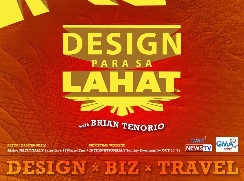 Design Para Sa Lahat