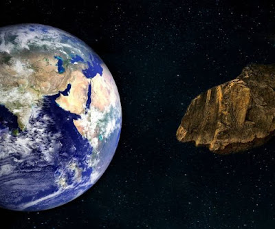 दिवाली के दिन पृथ्वी के नजदीक से ताजमहल के आकार वाले Asteroid गुजरेंगे - anokhagyan.in