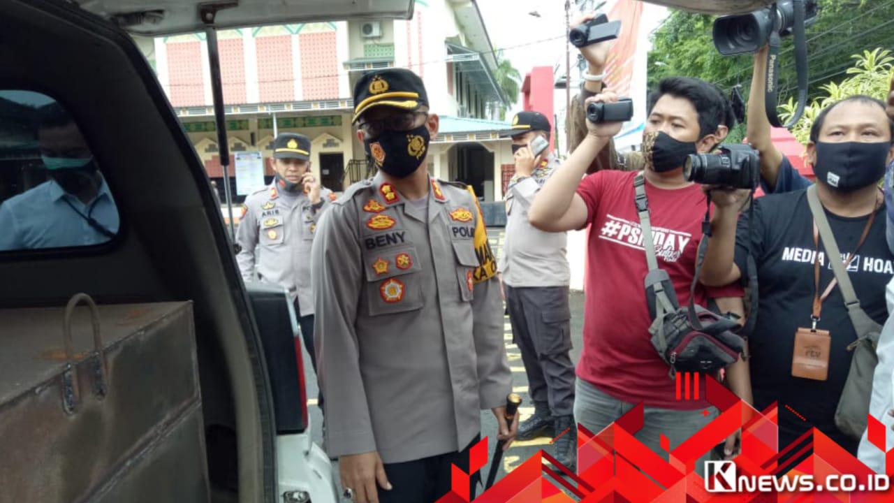Polres Takalar Rilis Pengungkapan Kasus Penyalahgunaan BBM Bersubsidi