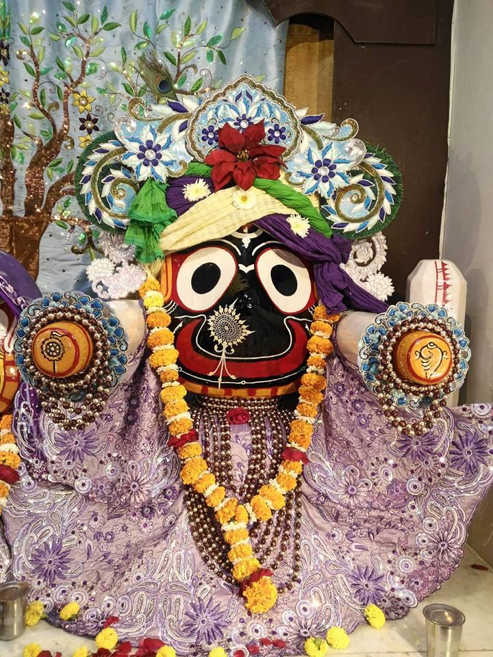 ISKCON Rajkot Deity Darshan 01 Jan 2017 (9)