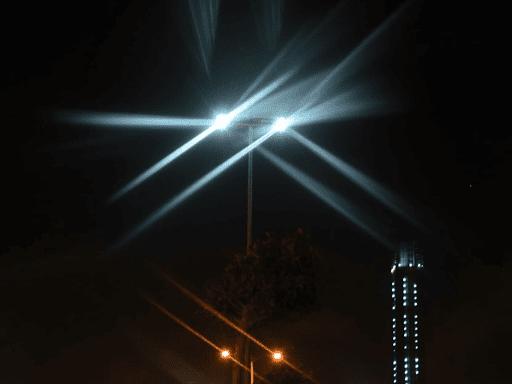 Eclairage, Collectivités locales
