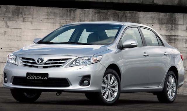 Toyota Corolla XEi 2.0 Flex 2013