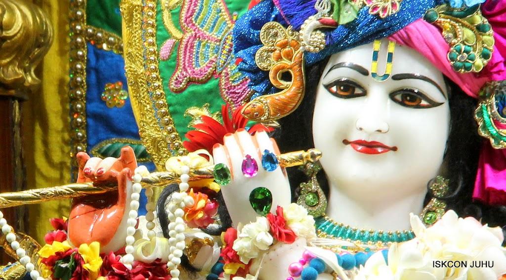 ISKCON Juhu Sringar Deity Darshan on 26th June 2016 (37)