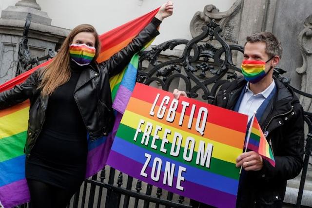 Ευρωκοινοβούλιο: Η ΕΕ κηρύσσεται «Ελεύθερη Ζώνη για ΛΟΑΤΚΙ»