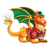 Dragón Bávaro   Bavarian Dragon