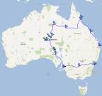 Our route / mūsu maršruts