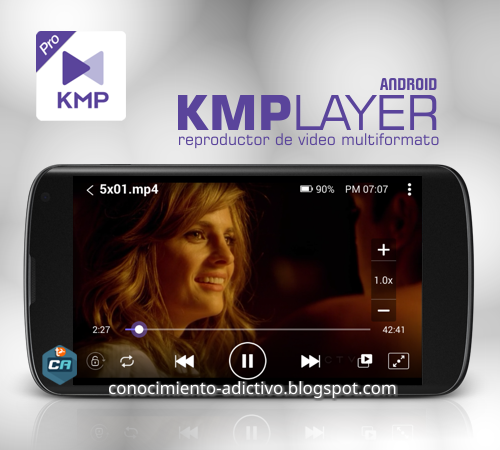 KMPlayer Pro 1.1.2 para Android