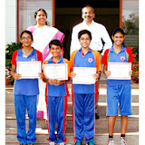 Inter School Event Winners